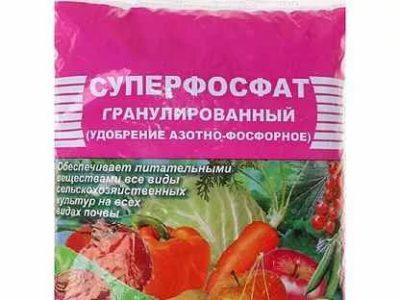 суперфосфат для помидор как применять