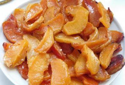 цукаты из яблок в домашних условиях на зиму