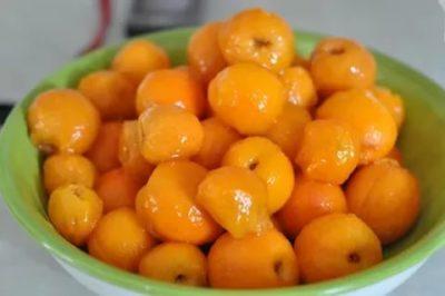 абрикосовое варенье королевское