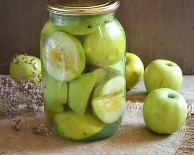 что можно сделать из яблок быстро и вкусно на зиму