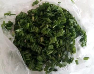как заморозить зеленый лук на зиму в домашних условиях