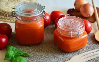 кетчуп с болгарским перцем в домашних условиях на зиму