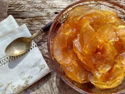 варенье из яблок с содой