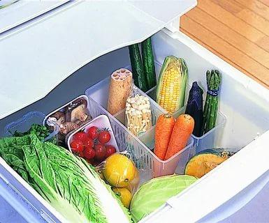 как хранить овощи в холодильнике