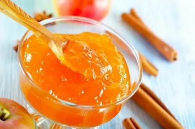 варенье из абрикос с яблоками