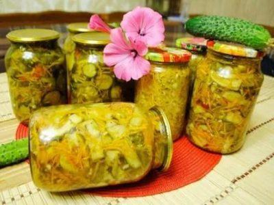 огурцы по карельский на зиму самый вкусный