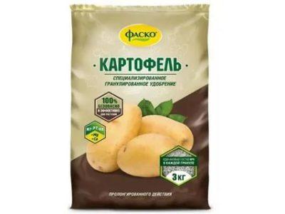 какое удобрение для картофеля лучше