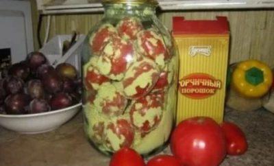 как помидоры сохранить свежими на зиму