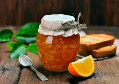 джем из кабачков с апельсинами