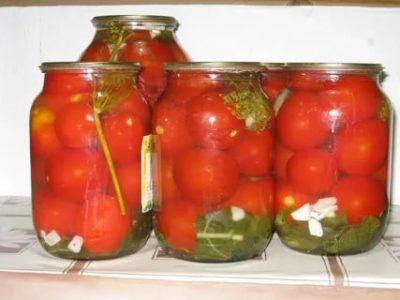 как правильно закрывать помидоры на зиму