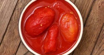 как солить помидоры в собственном соку