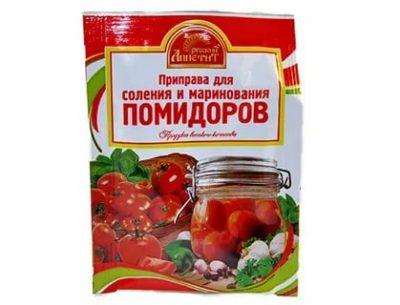 специи для консервирования помидор