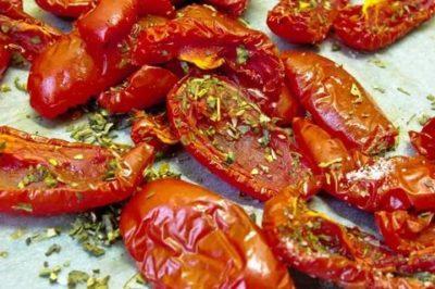 помидоры на зиму по итальянски