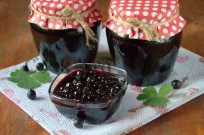 моченая черноплодная рябина